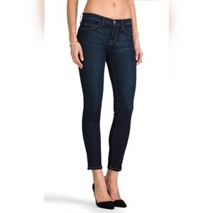 """Current/Elliott """"The Stiletto"""" Ankle Skinny Jeans"""